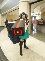 Megacon '13: Utsuho Reiuji by NaturesRose