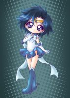 Sailor Mercury by Atemu-Kaiba
