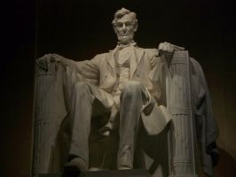 Abraham Lincoln by Squirtlelover