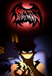 Wrath of The Devilman Cover by NickinAmerica