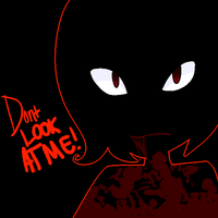 don't look by LunaGame