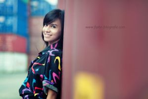 Dolina's Smile by lansakit
