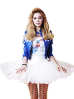 Nana [Orange Caramel] png (render). by Sellscarol