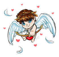 Smite - Cupid by Saber-Panda
