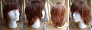 John Lennon wig from THE BEATLES by taiyowigs