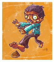 Zombie by Diser25