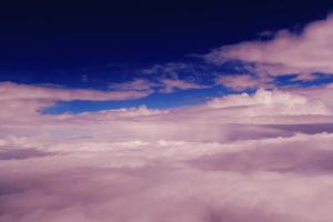 Blanket Of Clouds by NatPal