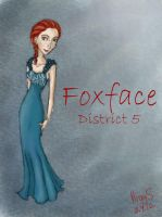 Foxface by MissySerendipity