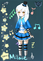Stellar Singers Character App by Music-dog