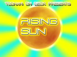 Toonami on Deck Rising Sun by Dante909