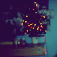 xmas bokeh by all17
