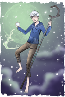 :: Jack Frost :: by SkyDrew