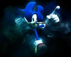Sonic for Chumly12 by SxyfrG