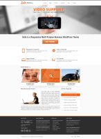 Sade WordPress Theme by themesclub