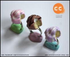 French fancies rings by citruscouture