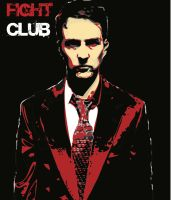Fight Club, Edward by cromley009