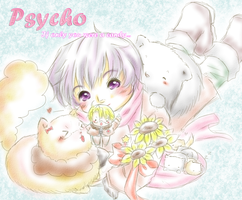 (Hetalia) Psycho:If only you were a candy (RusAme) by Hyperkaoru13