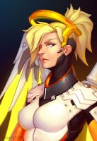 Mercy by KamuiHAX