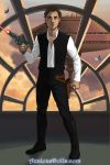 Han Solo by rsmith14