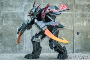 Mecha Kha'Zix 2 by thegadgetfish