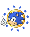 Sonic Ring Emblem by Leo-Syron
