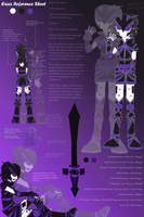 Exaz Reference Sheet by Xynztr