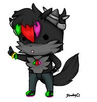 Rave Chibi :COM: by Kyaatto
