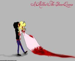 I killed the prom queen by xscenexnikkix