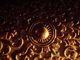 Metal Sun tex by Comacold-stock