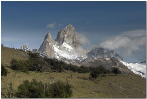 Fitz Roy I by kiebitz