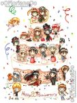 CLAMP 20th Anniversary by oOFlorianeOo