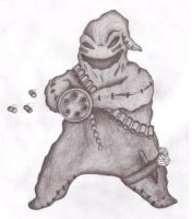 Oogie boogie by MadLillypad