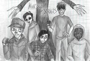 Marble Hornets by yeIIer