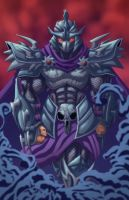The Shredder by K-fry-express