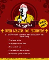 sushi lessons by renataferreira