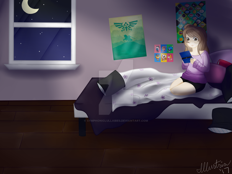 DS Nights by SymphonicLullabies