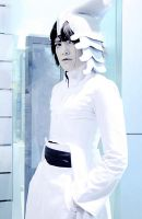 Bleach: Ulquiorra Schiffer by behindinfinity