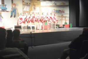Dance Company Christmas Show,Santa's Tap Girls13 by Miss-Tbones