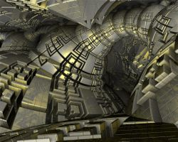 Escher World by GrahamSym