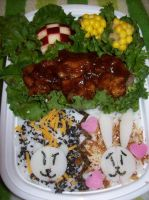 Bleach Bento by chocobo-kisses