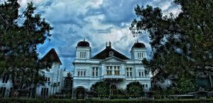 Bank of Indonesia by Blissedsoul