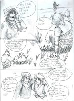 LoZ face of Darkness pg 3 by HylianGuardians