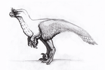 Raptor Doodle by Andrew-Graphics