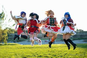 Love Live! by AliciaMigueles