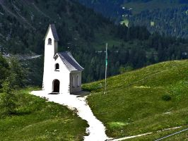 The little church by edelweiss26