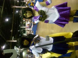Sailor Saturns acen 2011 by sailorstar1717