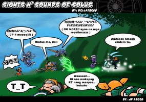 Sights and Sounds of Solus by greathandJP