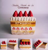 Strawberry shortcake Giveaway by KPcharms