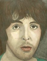 Paul McCartney In Color by donna-j