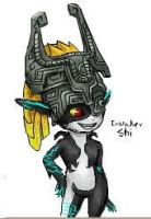 iScribble Midna by Invader-Shi